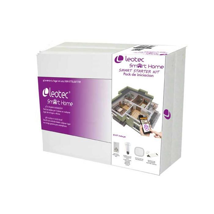 Domótica Leotec Smarthome Starter Kit