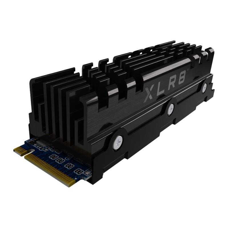 Disco Duro SSD M.2 2280 PCIe Gen4 x4 1TB PNY CS3040 con Disipador