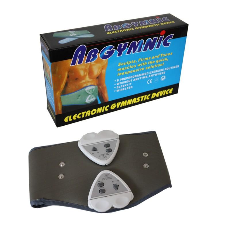Cinturon De Electroestimulacion y Musculacion AbGymnic XXL