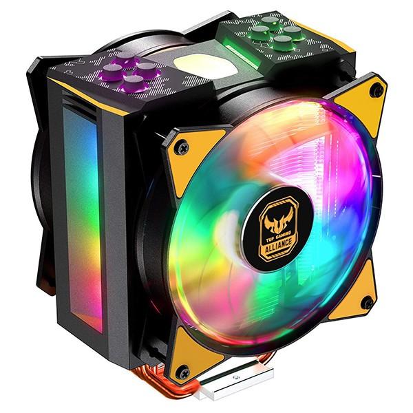 Ventilador CPU Cooler Master MasterAir MA410M TUF Gaming Edition