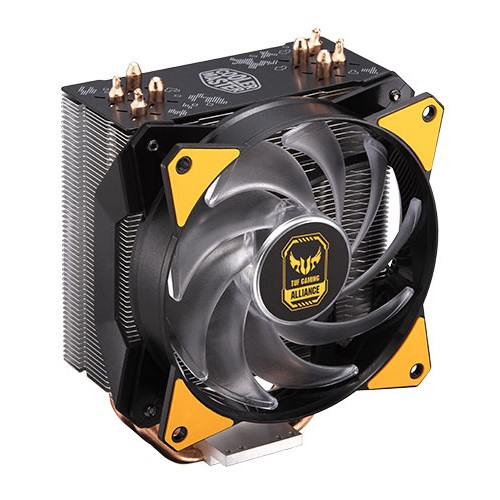 Ventilador CPU Cooler Master MasterAir MA410P TUF Gaming Edition