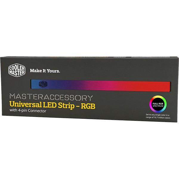 Tira LED Universal Cooler Master Universal LED Strip - RGB
