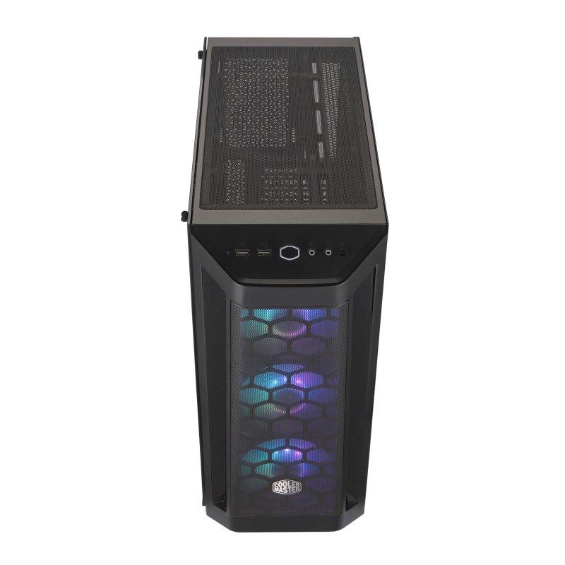 Caja PC E-ATX Cooler Master Masterbox MB511 ARGB Negro