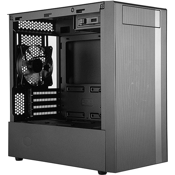 Caja PC mATX Cooler Master MasterBox NR400 con ODD