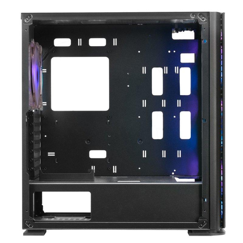Caja PC ATX Mars Gaming MCPRO Negra