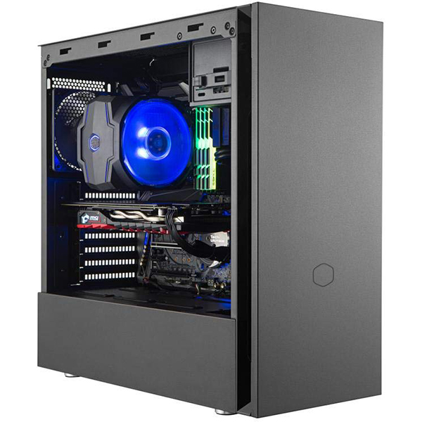 Caja PC ATX Cooler Master Silencio S600