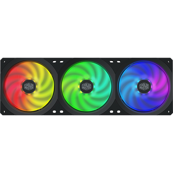 Ventilador PC Cooler Master MasterFan SF360R ARGB 360mm