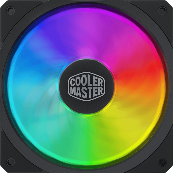 Ventilador PC Cooler Master MasterFan SF120R ARGB 120mm