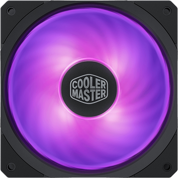 Ventilador PC Cooler Master MasterFan SF120R RGB 120mm