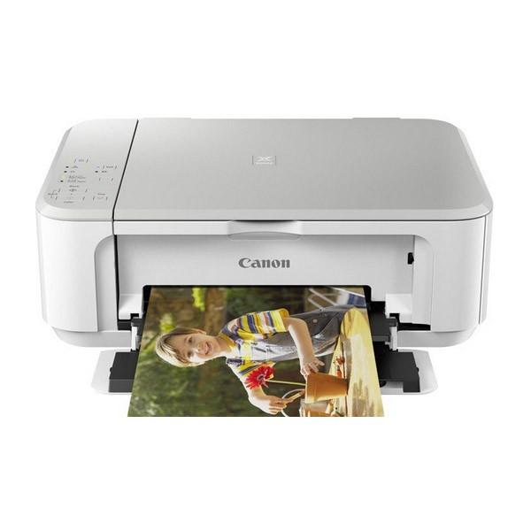 Impresora Multifuncion Canon MG3650 Blanco