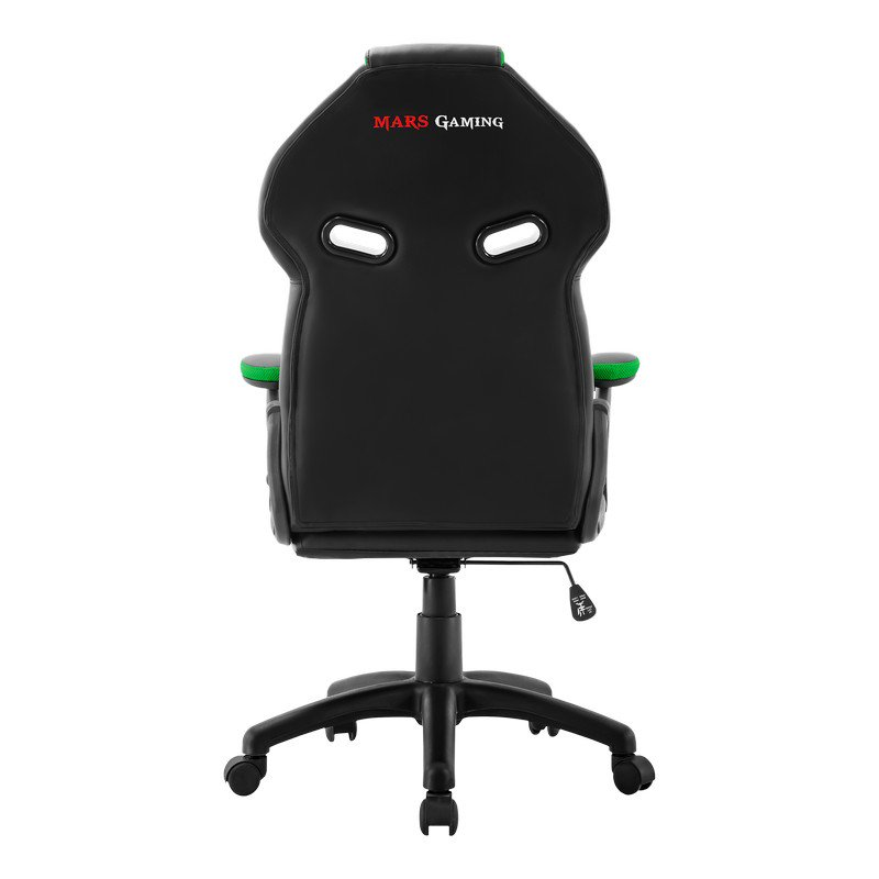 Silla Gamer Mars Gaming MGC118 Verde