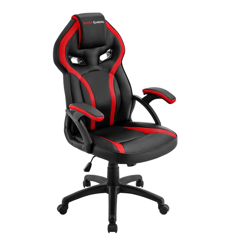 Silla Gamer Mars Gaming MGC118 Roja