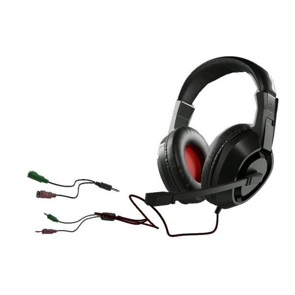 Auriculares con Micrófono Mars Gaming MH217 - PS4