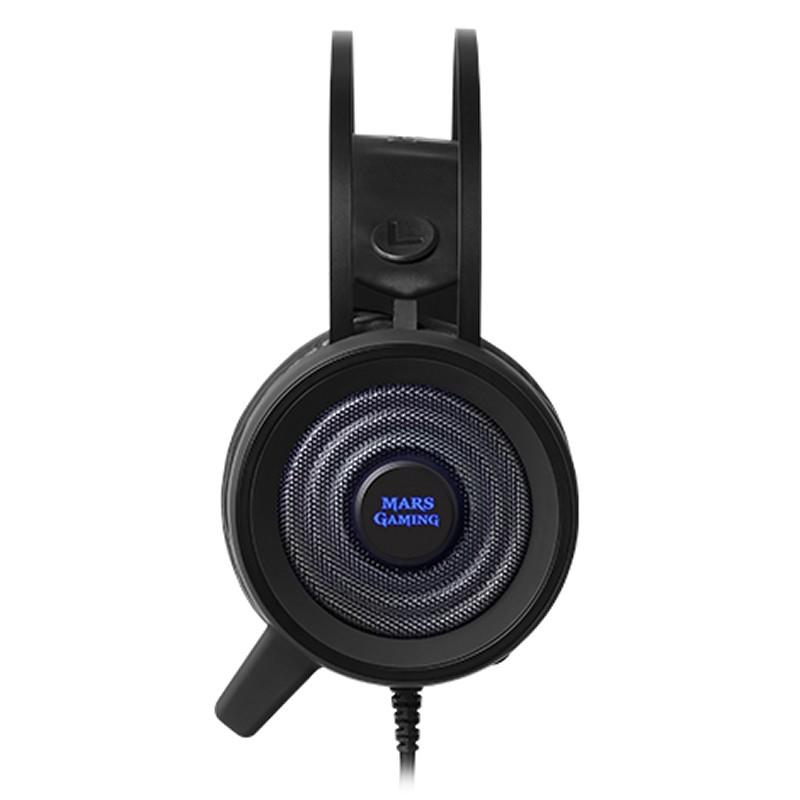Auriculares con Micrófono Mars Gaming MH318