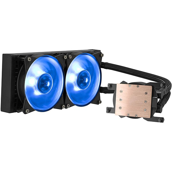 Refrigeración Líquida PC Cooler Master MasterLiquid ML240L RGB TR4 Edition