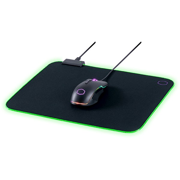 Alfombrilla Cooler Master MP750 M RGB 270x370mm