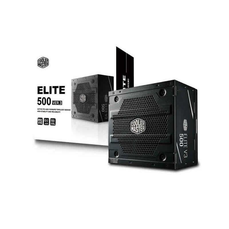 Fuente Alimentación Cooler Master Master Elite V3 600W