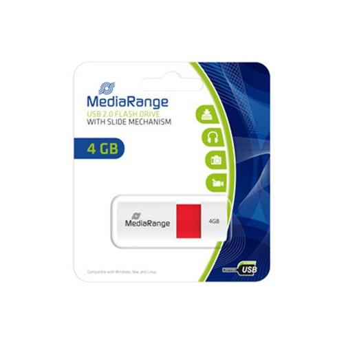 pendrive-4gb-mediarange-mr970-rojo