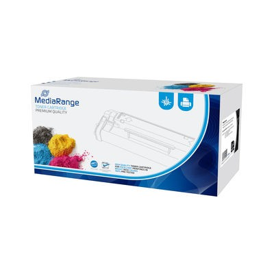 Toner MediaRange Compatible Negro Brother TN2000 (TN350)