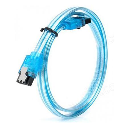 Cable de Datos Serial-ATA 3 Mediarange 30cm Azul
