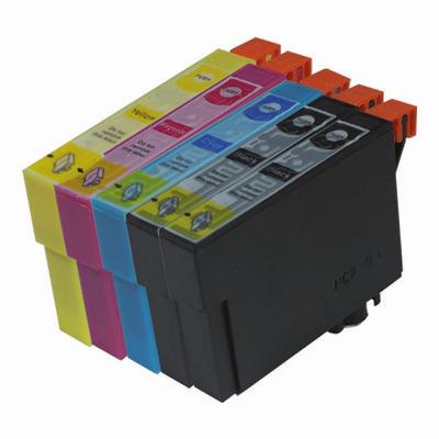 T1631 - T1634 (2xN/1xCMA) Cartucho de Tinta Compatible MediaRange