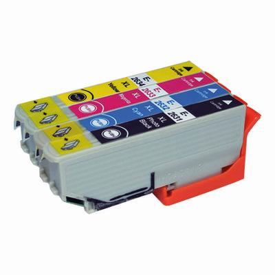 T2631 - T2634 (2xNegro / 1xColor) Cartucho de Tinta Compatible MediaRange