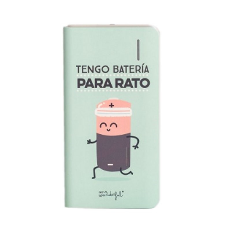 PowerBank MR Wonderful Rato 4000mAh