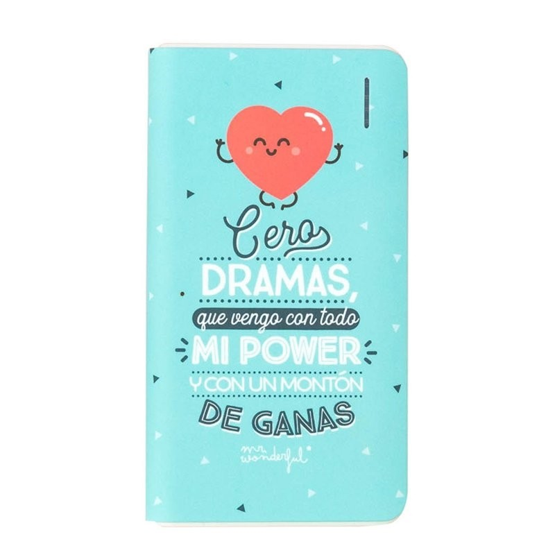 PowerBank MR Wonderful Dramas 6000mAh