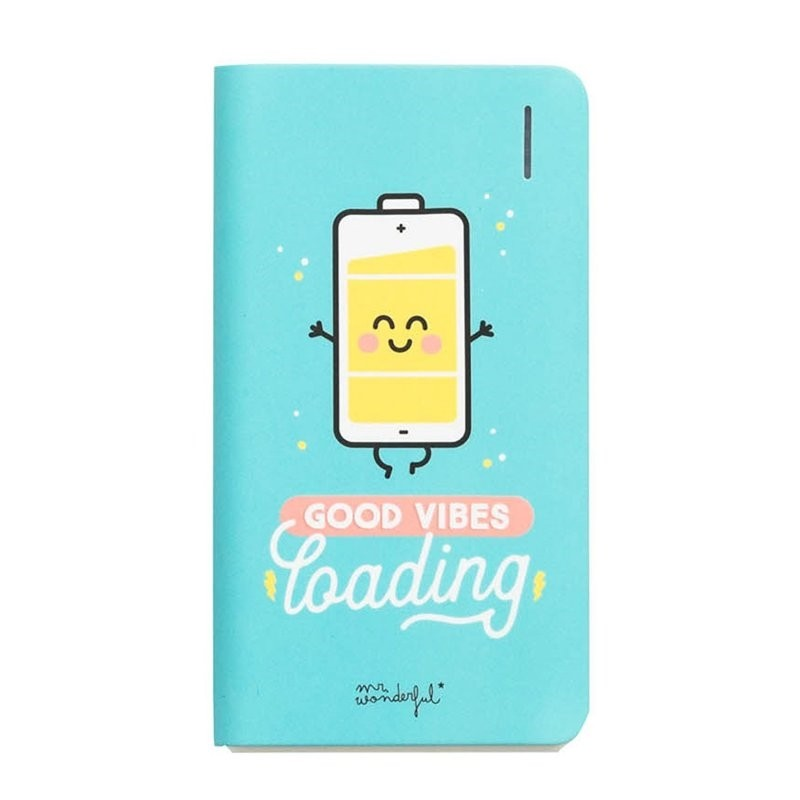 PowerBank MR Wonderful Vibes 6000mAh