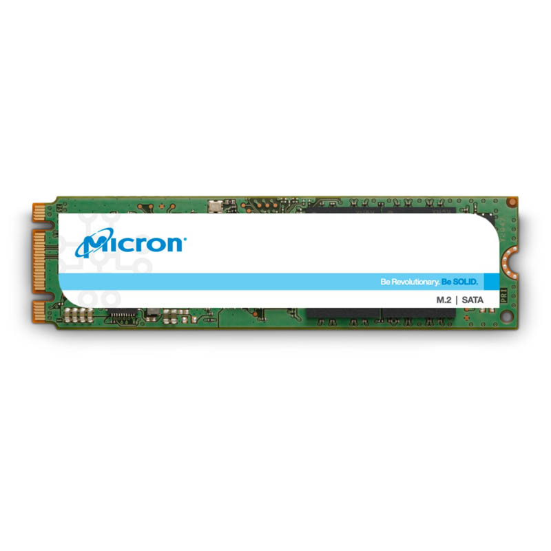 Disco Duro SSD M.2 512GB Micron 1300