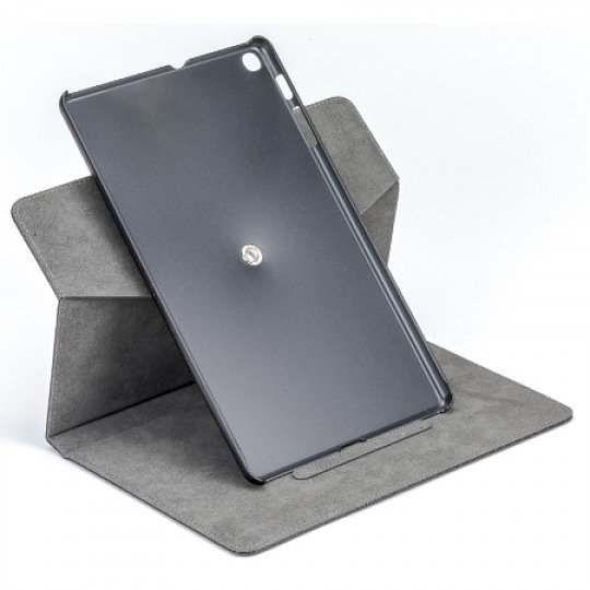 FUNDA TABLET MAILLON ROTATE STAND CASE para SAMSUNG T510 NEGRO