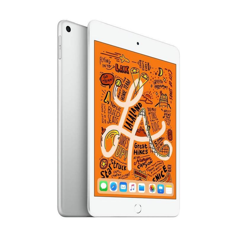 Apple iPad Mini 5 WiFI Cell 256GB Plata