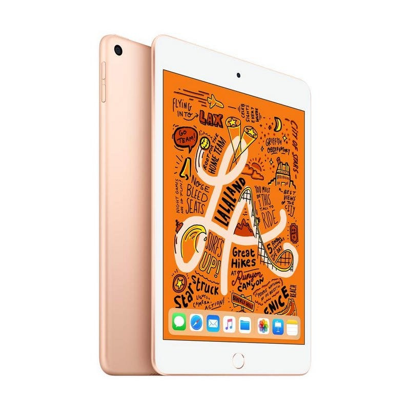 Apple iPad Mini 5 WiFI Cell 256GB Oro