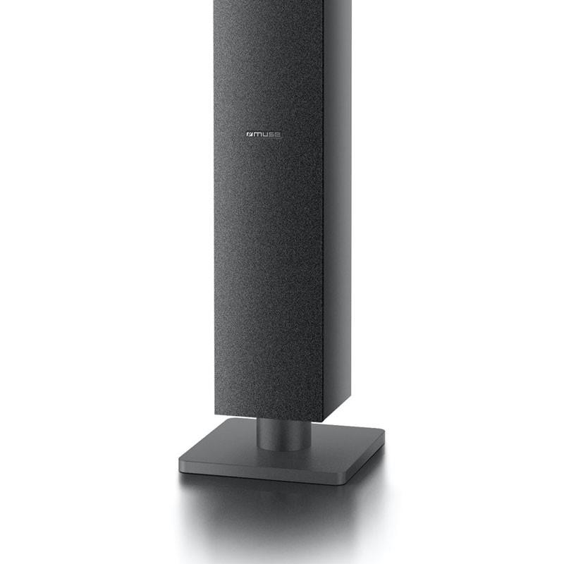 Torre de Sonido MUSE Home Bluetooth Speakers M-1180 con Radio FM