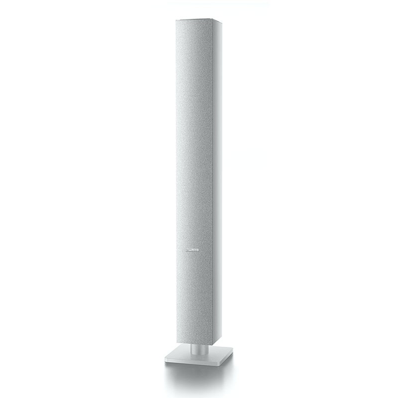 Torre de Sonido MUSE Home Bluetooth Speakers M-1180 Blanco con Radio FM