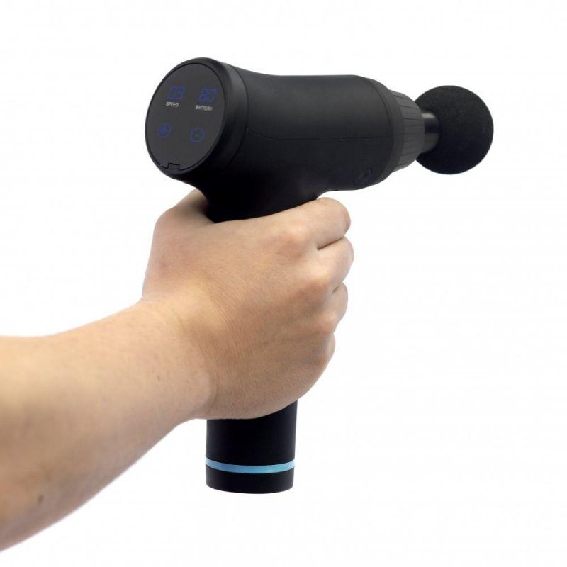 Pistola de Masaje Woxter Fit Gun 2 Negro