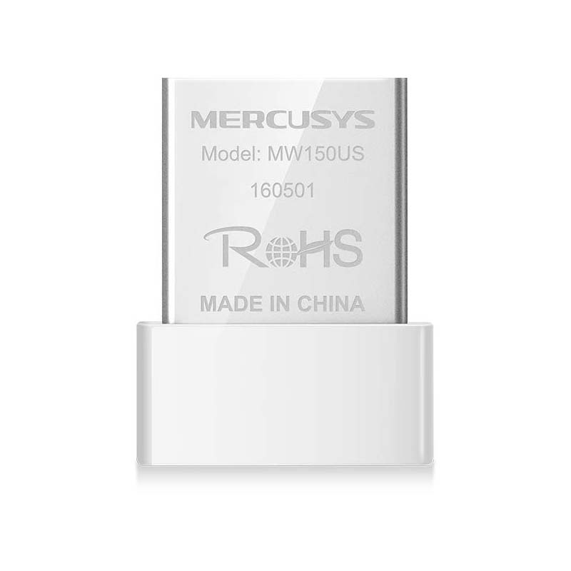 Adaptador USB Inalámbrico 150Mbps Mercusys MW150US