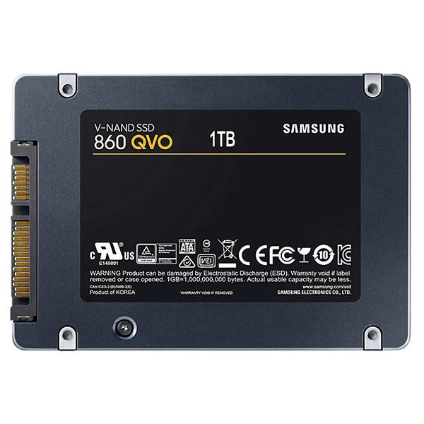 SSD 1TB Samsung 860 QVO Sata3 2.5