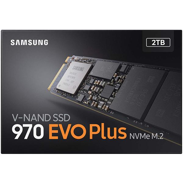 SSD M.2 NVMe 2TB Samsung 970 EVO Plus