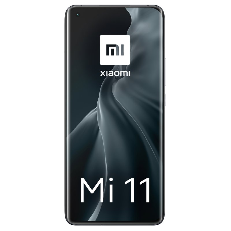 Xiaomi Mi 11 5G 8GB 256GB Gris Medianoche