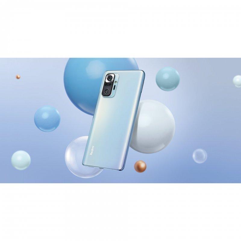 Xiaomi Redmi Note 10 Pro 6GB 128GB Azul Glaciar