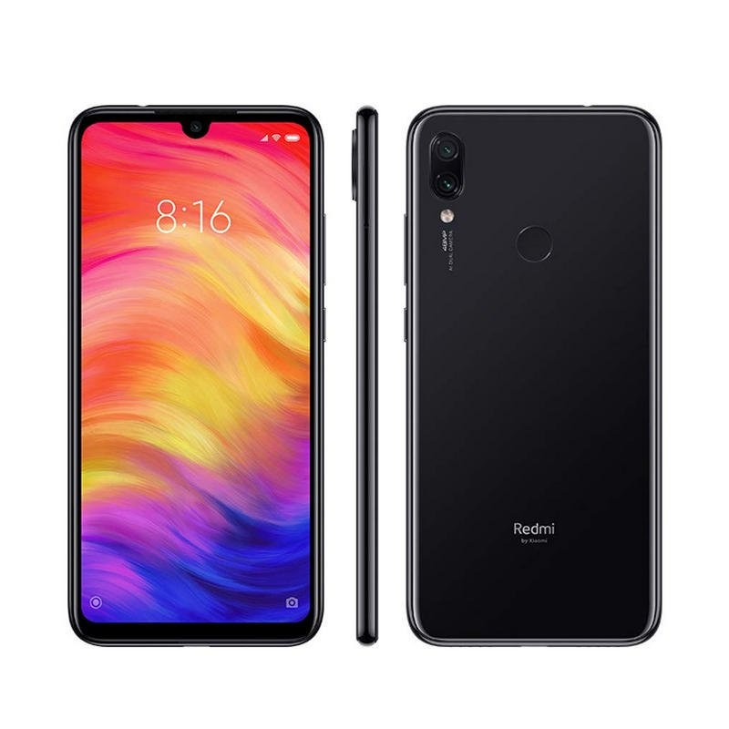 Xiaomi Redmi Note 7 4GB 128GB Negro