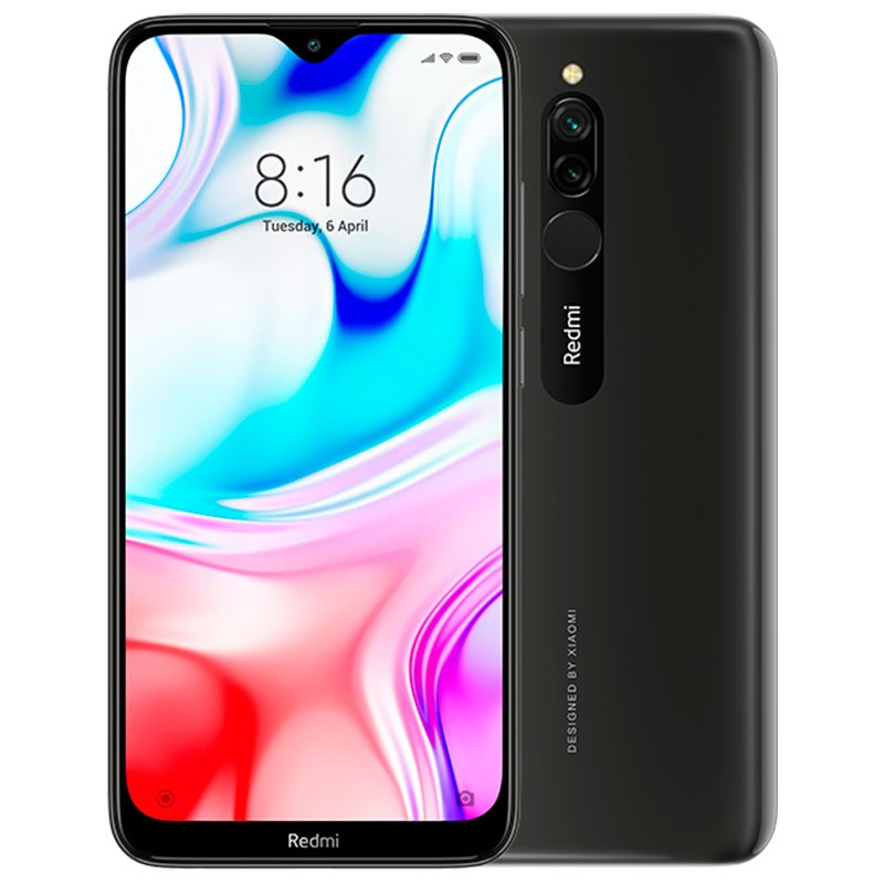 Xiaomi Redmi 8 4GB 64GB Onyx Black