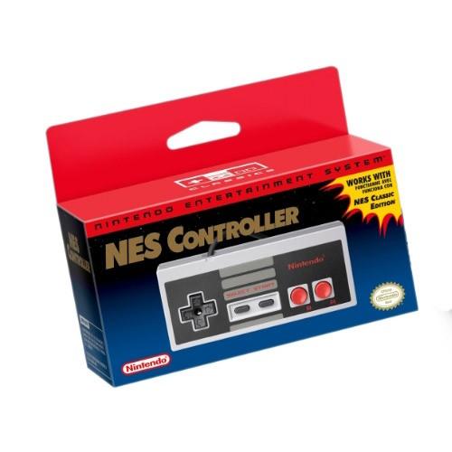 Mando Oficial Nintendo Classic Mini NES