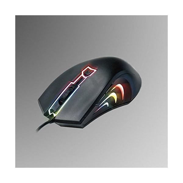 Teclado + Ratón USB Mars Gaming MACP0