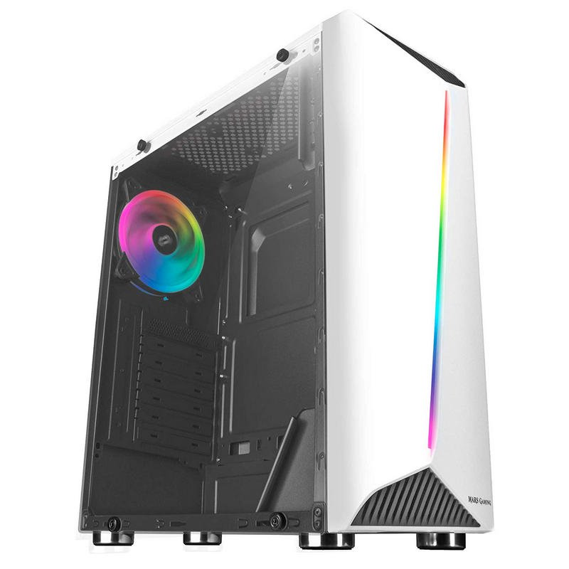 Caja PC ATX Mars Gaming MCXW