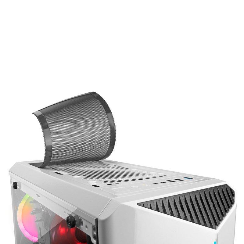 Caja PC ATX Mars Gaming MCXW