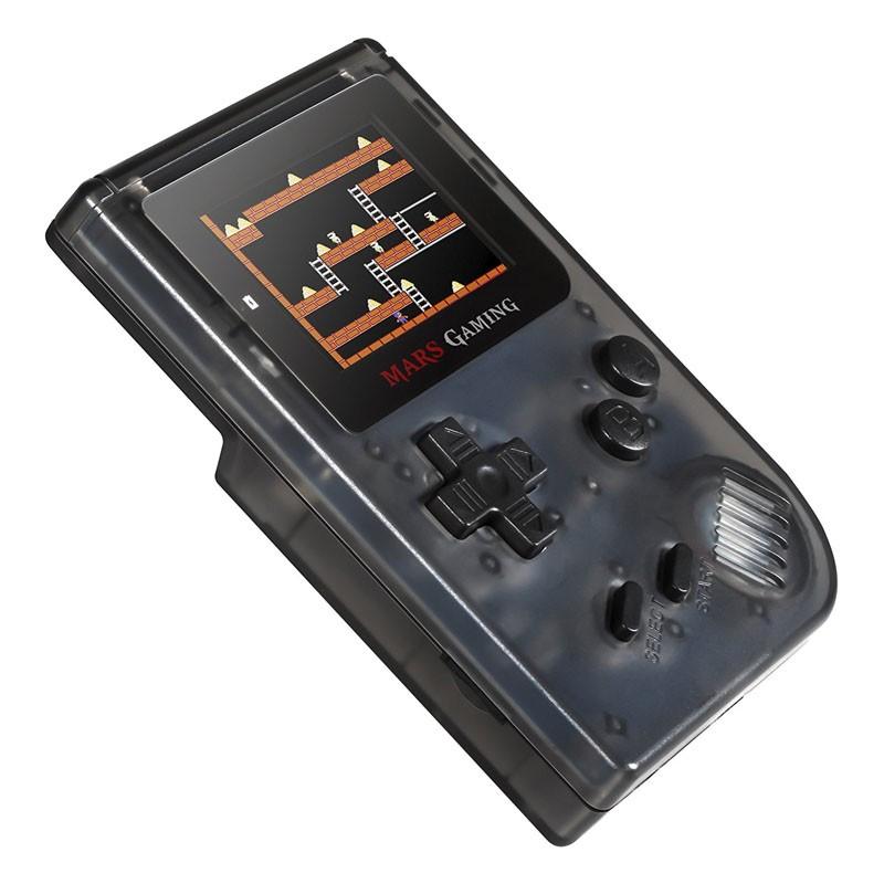 Consola Retro Portátil Mars Gaming MRB Negra