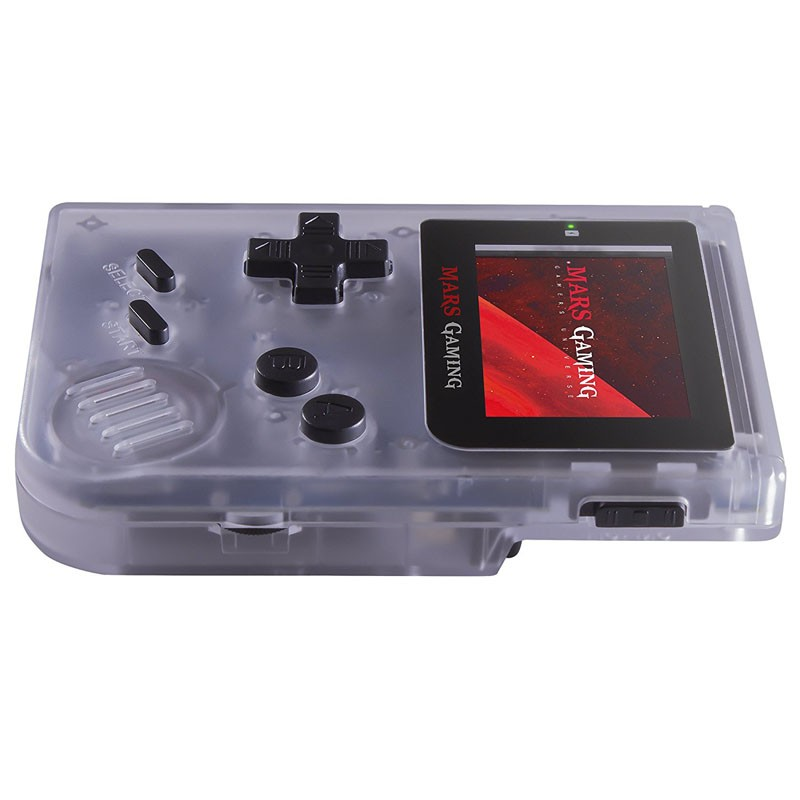 Consola Retro Portátil Mars Gaming MRB Blanca