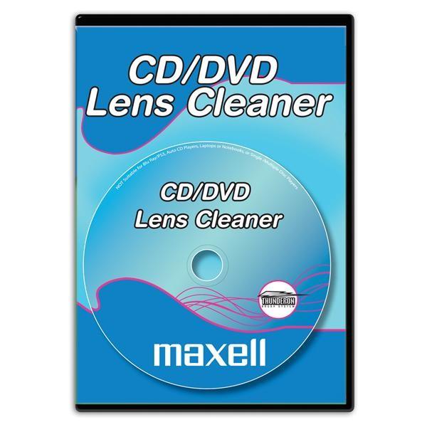 Limpiador de Lente CD/DVD Maxell 300400
